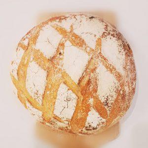Chleb Mieszany Okragly